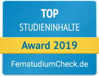 Award 2019 Top Studieninhalte