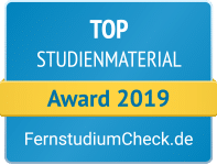 Award 2019 Top Studienmaterial